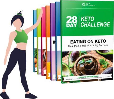 28dayketo challenge discount
