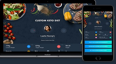 customketodiet discount - SAVE $20 OFF - Get 8 Week Custom Keto Diet Plan for $17