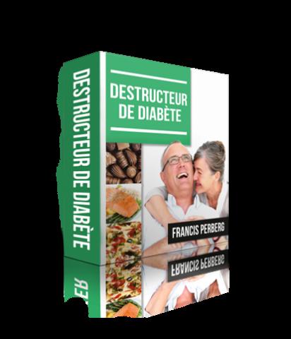 destructeurdediabete discount 412x480 - EUR 10 OFF: Destructeur de Diabete Type 2 + Garantie 60 JoursEUR 27,00