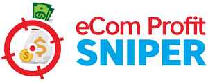 ecomprofitsniper logo - Ecom Profit Sniper ($10 Discount) for JUST $27
