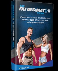 fatdecimator logo - The Fat Decimator System Audiobook Platinum Edition for Only $9.00