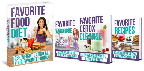 favefooddiet discount 480x239 - $10 OFF - Discount Price of Just $37 + 3 FREE Bonuses