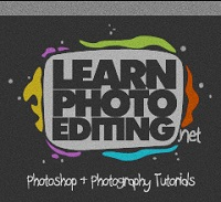 learnphotoediting logo - SAVE $5 Discount Lifetime Membership