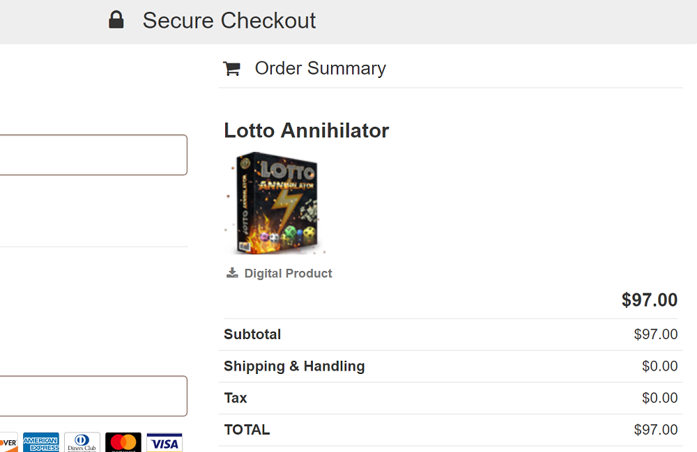lotto annihilato discount price - Get Lotto Annihilator for JUST $97