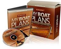 myboatplans logo - $20 Discount Offer: MyBoatPlans Package for Only $27.00