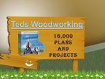 tedswoodworking logo 153x115 - [Special Discount] TedsWoodworking 16,000 Plans Plus Bonuses
