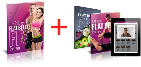 theflatbellyfix coupon 480x230 - Get The Flat Belly Fix for JUST $37