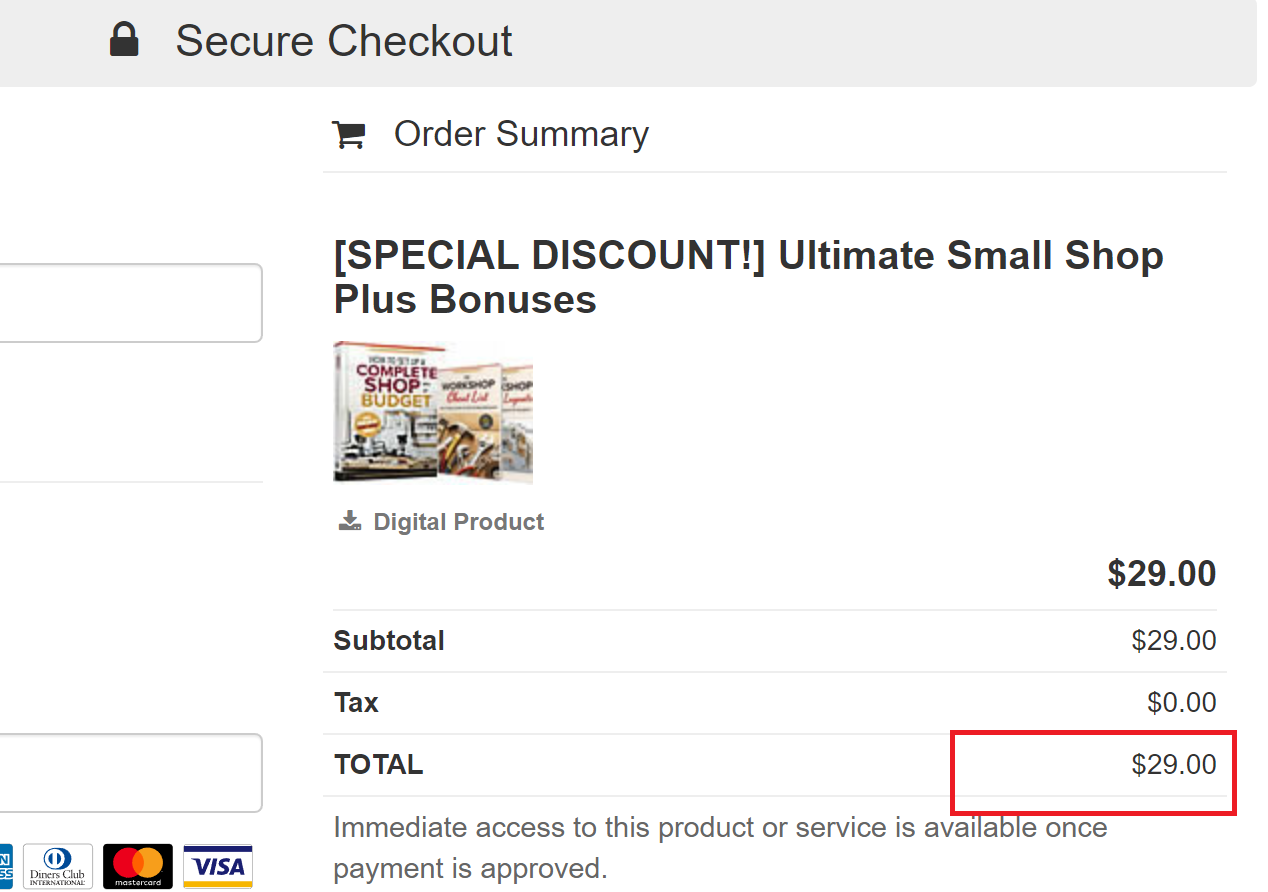 ultimate small shop discount price - Get Ultimate Small Shop & Bonuses for JUST $39